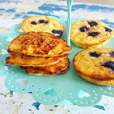 Pancakes Hüttenkäse 6