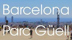 Barcelona - Parc Güell etc (Stabilised GoPro Hero 4 Silver) Video by Damian…