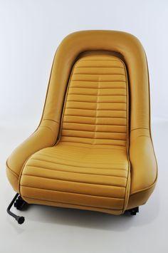 Seat Ferrari Daytona Ferrari, Car Seats, Upholstery, Furniture, Home Decor, Tapestries, Decoration Home, Room Decor, Upholstered Furniture