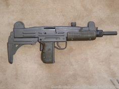 Uzi by Group Ind NICE : Machine Guns at GunBroker.com