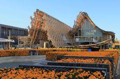 expo milano 2015 site visit final construction designboom