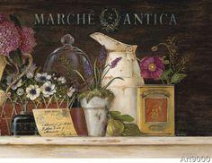 Angela Staehling - Marche Antica Vignette Detail