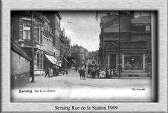 rue de la station 1909