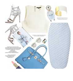 """""""Sea Blue"""" by monmondefou ❤ liked on Polyvore"""