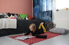 Bean Bag Chair, Kids Room, Toddler Bed, New Homes, Furniture, Home Decor, Child Bed, Room Kids, Decoration Home