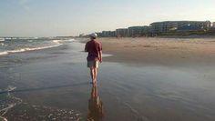 Twitter / @John Reed: @Merblogogy Nothing like a  long beach walk...