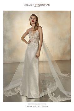 8ff0a745fd Las 439 mejores imágenes de Vestidos de novia últimas tendencias en ...