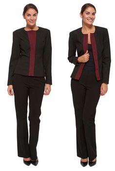 Front Desk - kimmie kakes Spa Uniform, Hotel Uniform, Scrubs Uniform, Waitress Outfit, Corporate Uniforms, Spa Reception, Uniform Design, Front Desk, Restaurant Manager