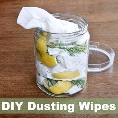 DIY Dusting Wipes  www.onedoterracommunity.com   https://www.facebook.com/#!/OneDoterraCommunity