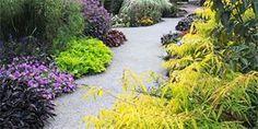 Návštěva na úzké zahradě. Jak ji co nejlépe využít a čím ji osadit?