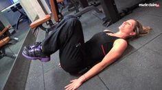 Pour perdre du poids au niveau du ventre et affiner sa taille, le fitness est la bonne solution minceur. Pour bien débuter, marieclaire.fr a rencontré une experte ! Suivez les conseils de Morgane, coach sportive à l'Usine Opéra.Retrouvez plus d'infos sur notre article « Fitness : comment mincir du ventre et de la taille en salle de sport ? » : http://www.marieclaire.fr/,video-fitness-mincir-ventre-et-taille-en-salle-de-sport,711317.asp