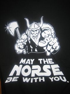 may the Norse be with you:)