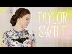 Taylor Swift Hair- Hair Tutorial