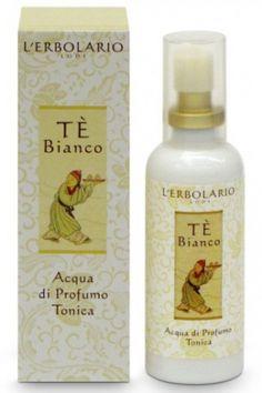 Te Bianco L`Erbolario для мужчин и женщин