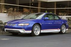 1999 Pontiac Grand Prix GTP Coupe  Petty 50th Anniversary Collector Car Pontiac Gtp, Pontiac Grand Prix Gtp, Pontiac Cars, 2003 Grand Prix, My Dream Car, Dream Cars, Video New, Nice Cars, Collector Cars