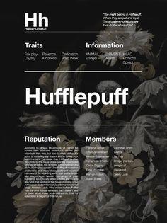 Invisible — Hogwarts Houses: Hufflepuff