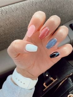 Fashion trends fake Nails, chrome Nails, bright Nails, Nails ideas, n. Stylish Nails, Trendy Nails, Cute Short Nails, Aycrlic Nails, Coffin Nails, Stiletto Nails, Glitter Nails, Swag Nails, Manicures