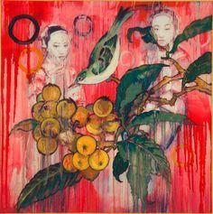Hung Liu: Za Zhong