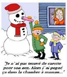 un bonhomme de neige..... publiée le 6 Janvier 2014
