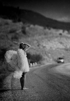 """.""""It's hard being left behind. (...) It's hard to be the one who stays.""""  ― Audrey Niffenegger,"""