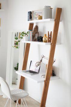 Nowość! Biurko Ladder marki Minko. Znajdź więcej na: www.euforma.pl #minko #biurko #desk #design #polishdesign