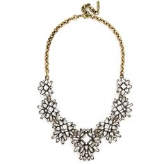 BaubleBar Nebular Collar ($62) ❤ liked on Polyvore featuring jewelry, necklaces, collar necklace, geometric necklace, bib necklace, geometric jewelry and bib jewelry