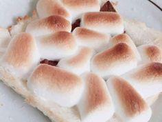チョコ&マシュマロトースト!の画像