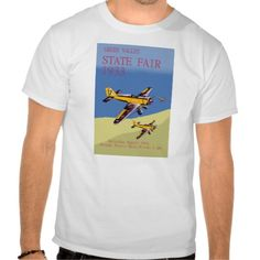 Classic State Fair Poster 1933 T-shirt