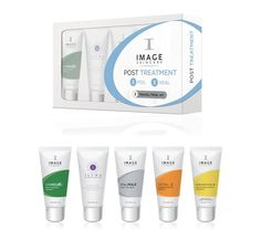 Image Skincare Post Treatment Kit helps you achieve the best results with good home care Organic Face Cream, Organic Skin Care, Homemade Facials, Homemade Skin Care, Image Skincare, Hairstylist Problems, Lush Products, Beauty Products, Facial Scrubs