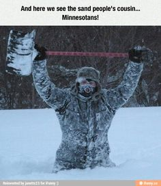 I am a Minnesotans and I'm proud of it.