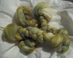 Springs Morning Fog 10 oz Alpaca Top by YanCetta on Etsy, $3.20