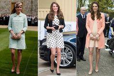 Kate Middleton's Best Pregnancy Style - Kate Middleton Pregnancy Photos - Elle#slide-1#slide-1