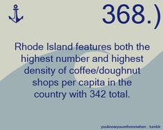 And know everyone nows why I love coffee #VisitRhodeIsland
