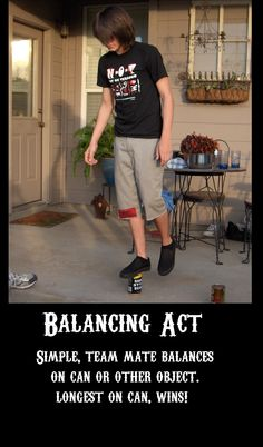 family fear factor balancing act by LSS