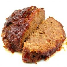 Meatloaf, Going to try and low carb this. I would use Parmesan cheese for the bread crumbs and ideal brown for the brown sugar and heavy cream for the milk.