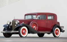 """1933 Buick 355-C If you think that Buick is an """"old person's car"""" now, imagine driving this beauty. You'd be ancient the moment you sat behind the wheel. Of course, that doesn't take away from the fact that this car is an incredible classic."""