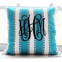 Design Your Own Square Decorative Throw Pillow   Custom Designer Teen Girl & Dorm Room Bedding & Decor