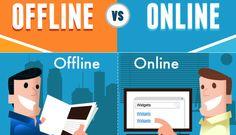Άρθρο της #aboutnet για την σύγκριση ανάμεσα στο online και το offline #marketing δημοσιεύτηκε στο blog μας. Μπορείτε να το διαβάσετε στο https://goo.gl/RaZTiX