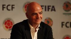 Gianni Infantino the President of Football's World Governing Body FIFA .Infantino replaced Sepp Blatter who was head of FIFA for 17 years Fifa, Athlete, Presidents, Museum, African, News, Sports, Hs Sports, Sport