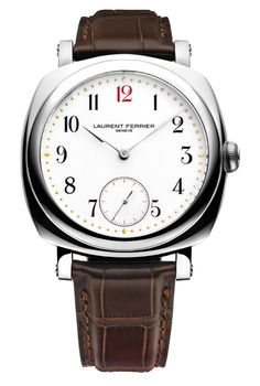 Laurent Ferrier Introduces A Galet Square Porcelain Limited Edition | Perpétuelle