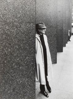 """Marcel Duchamp, New York, 1964-1965 -by Ugo Mulas """"All in all, the creative act is not performed by the artist alone; the spectator brings the work in contact with the external world by deciphering..."""