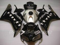 Carenado de ABS de Honda CBR 1000RR 2006-2007 - SevenStars
