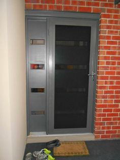 Installing security gates will make your house, impenetrable for the burglars with a Multifit #SecurityDoor.