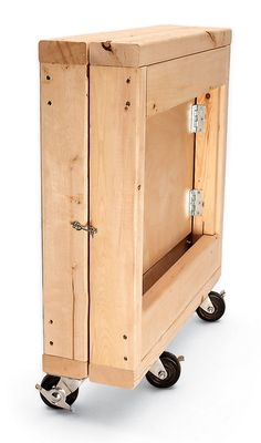 For moveable work stations in workshop Folding Table Base Plan / Folding Craft Table Base Plan / Kids Popular Woodworking, Woodworking Shop, Woodworking Crafts, Woodworking Plans, Woodworking Furniture, Woodworking Jigsaw, Woodworking Classes, Youtube Woodworking, Woodworking Techniques