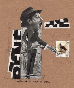 """Rodrigo Gárate Chateau, """"SOSPECHOSOS"""" (2015). Vendedores sospechosos y ladrones honestos circulan por las calles."""