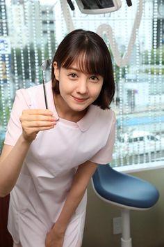 Japanese Beauty, Asian Beauty, Reina Triendl, Sexy Nurse Costume, Prity Girl, Nursing Dress, Beautiful Asian Women, Pretty Face, Pretty Woman
