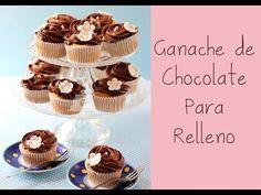 Ganache de Chocolate Negro para Cobertura y Relleno - TartaFantasía