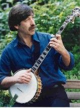 Ken Perlman - clawhammer banjo