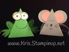 Stampin' With Kris: Playful Pals