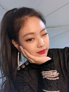 Top Hot & Spicy Photo& of Jennie Blackpink Blackpink Jennie, Black Pink, Blackpink Fashion, Blackpink Jisoo, Soyeon, K Idols, Korean Girl Groups, Girls Generation, Kpop Girls
